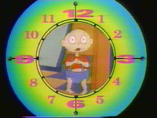 """Rugrats"" is coming up next."